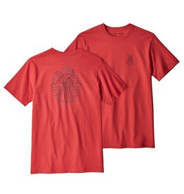 Patagonia M's Shaka Wave Responsibili-Tee Shirt