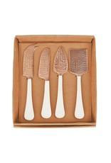 Mudpie Mudpie Copper Cheese Set-4634021