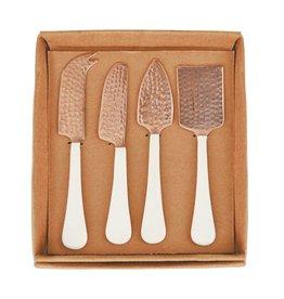 Mudpie Mudpie Copper Cheese Set