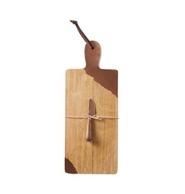 Mudpie Mudpie Long Copper Bar Board Set