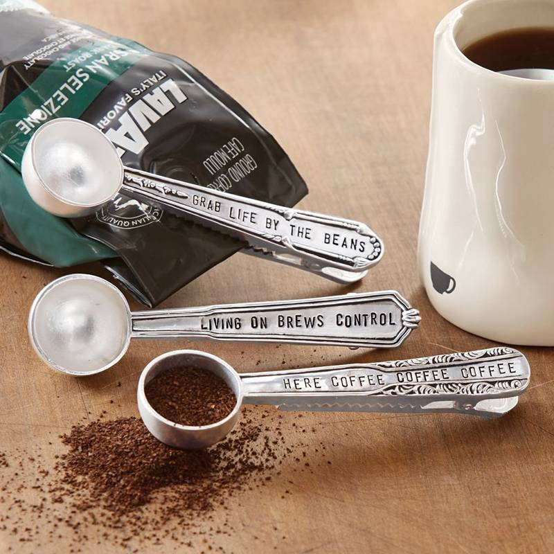 Mudpie Mudpie Here Coffee Scoop-4641004H