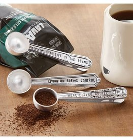 Mudpie Mudpie Brews Control Coffee Scoop & Clip