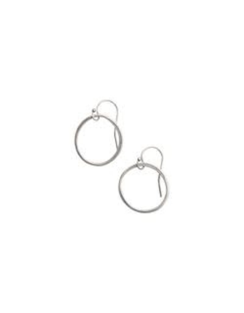 Original Hardware OH-10014 Karma Circle Earring