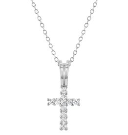 aspenelle aspenelle- small cross necklace IS
