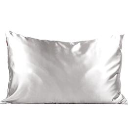 Kitsch Kitsch-satin pillow case blush