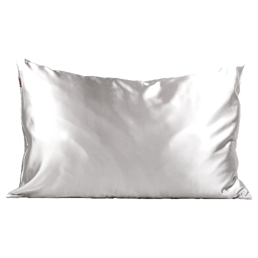 Kitsch Kitsch-satin pillow case blush