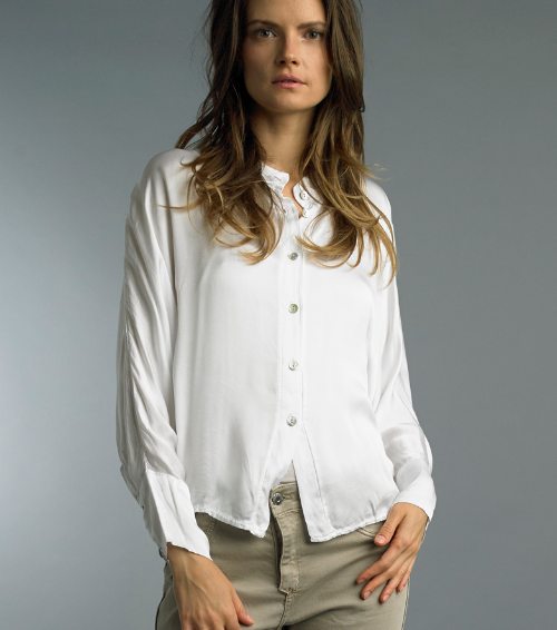 Tempo Paris Tempo-6264 silk shirt