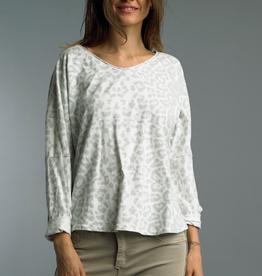 Tempo Paris Tempo- 5359N Cheetah Shirt