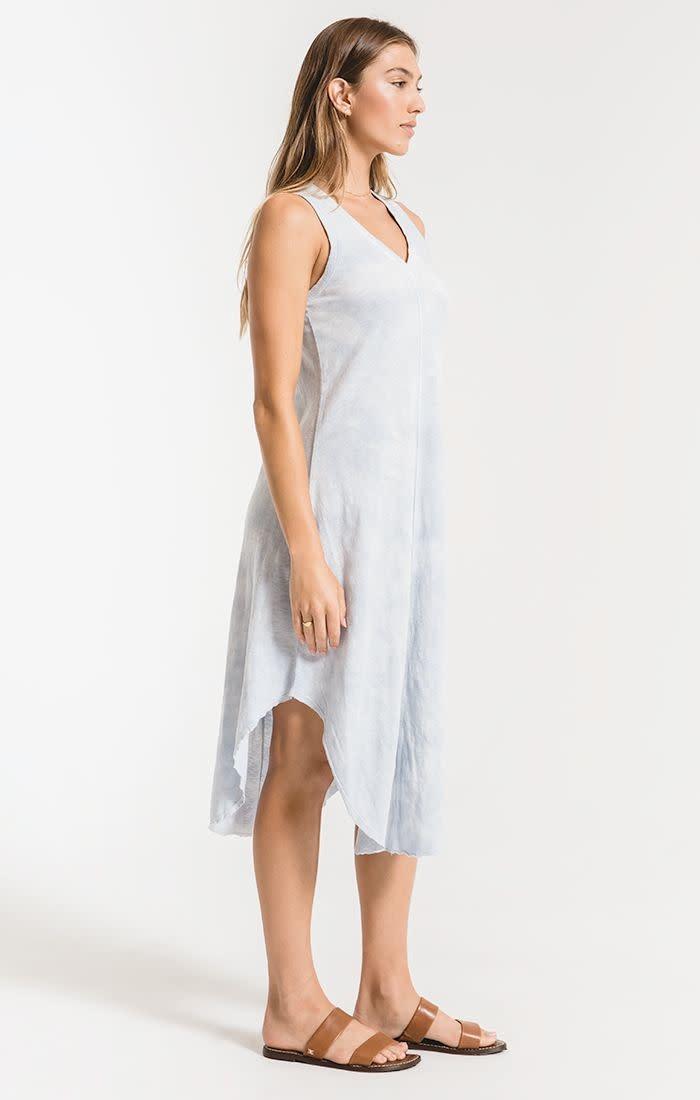 Z Supply Z Supply-The Cloud Tie Dye Dress