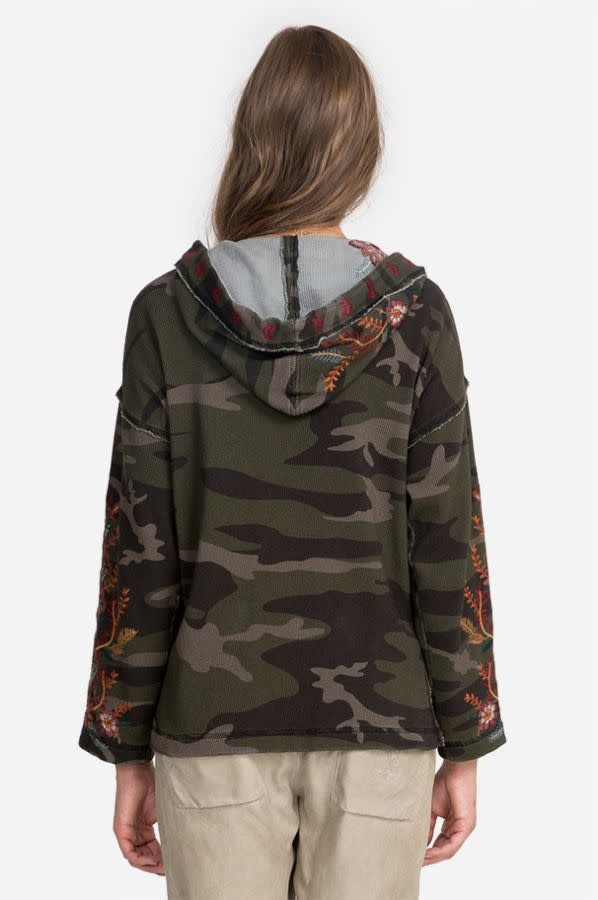 Johnny Was Johnny Was-Avita Easy Thermal Hoodie
