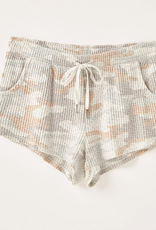 Z Supply Z Supply-Nikki Camo Shorts
