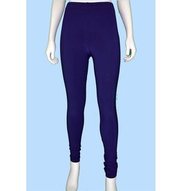 Pretty Woman Travel Wear Long Pants Navy