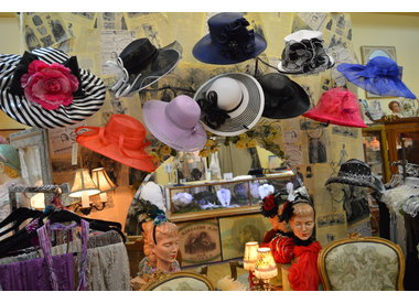 Hats, Fascinators, & Hair Accessories