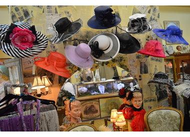 Hats, Fascinators, & Hair Accessories