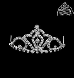 Something Special LA Small Rhinestone Comb Tiara