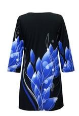 Valentina Signa 3/4 Sleeve Lycra Tunic