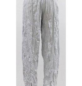 Vine Street Crinkle Crop Pant Grey