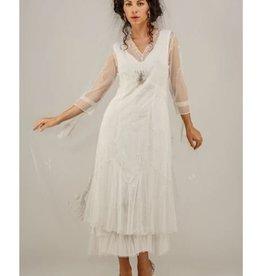 Ivory Dress M