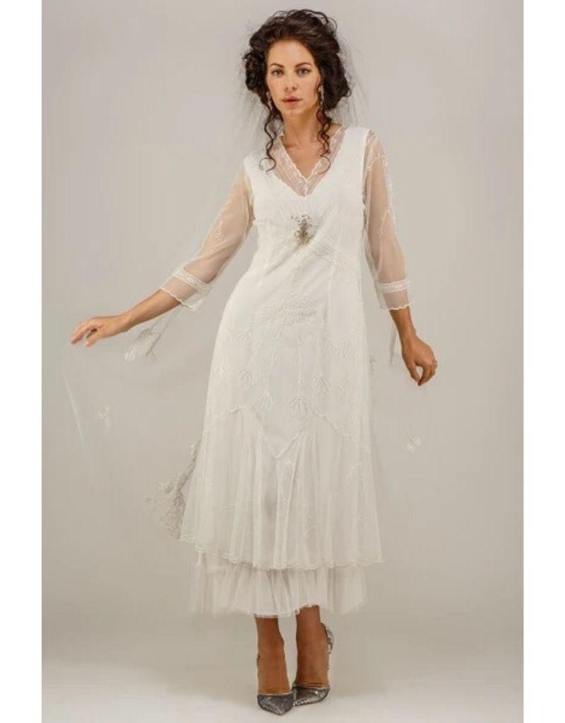 Nataya Ivory Dress M