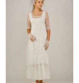 Nataya Ivory Dress L