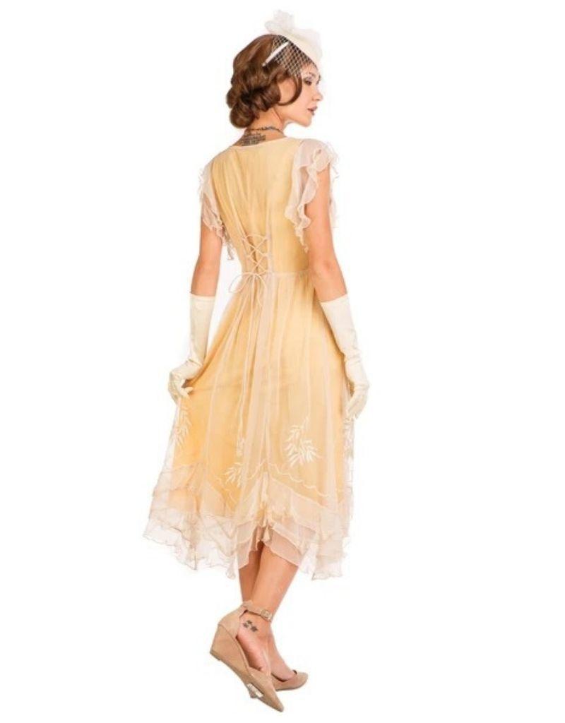 Nataya Lemon Dress M