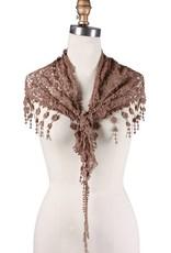 RYU Crochet Scarf