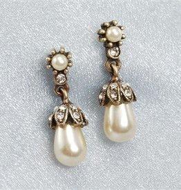 Sweet Romance La Traviata Pearl Earrings