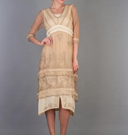 Nataya Titanic Dress Butter