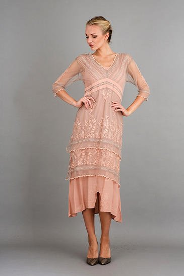 Nataya Titanic Dress Quartz