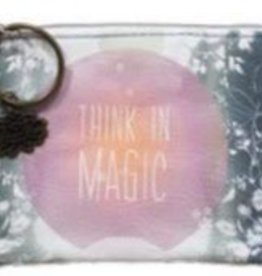 Papaya Coin Purse Think in Magic