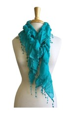 Paisley Road Crushed Solid Scarf