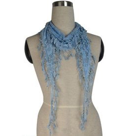 Pretty Angel Lace Scarf