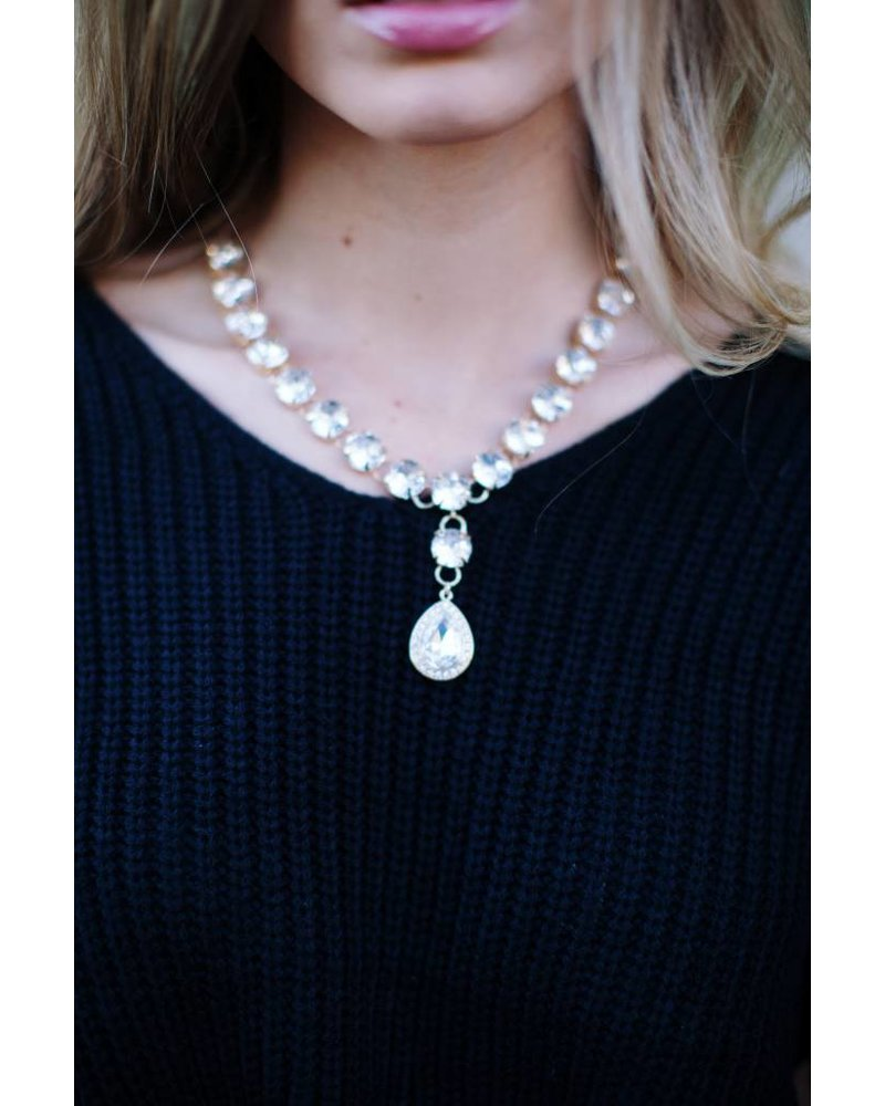 Elle Stone Necklace