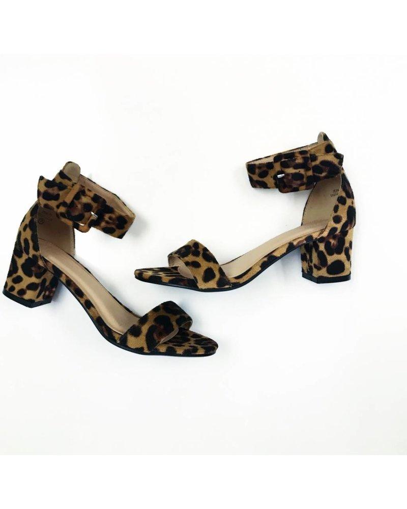 Talise Leopard Heel