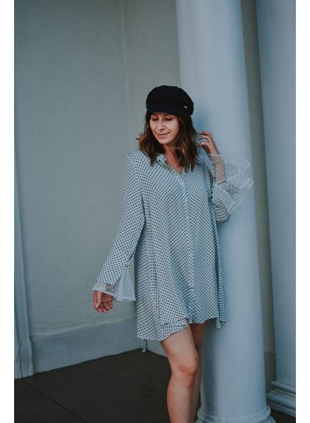 Rensly Dot Dress