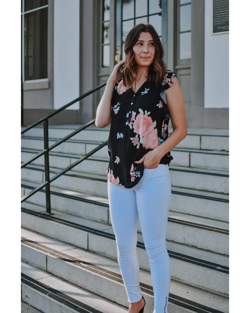Bailey Floral Blouse