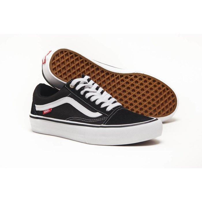 Vans - Old Skool Pro (Black/White)