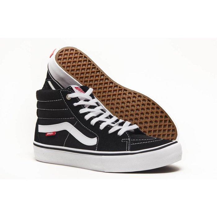 Vans - Sk8-Hi Pro (Black/White)