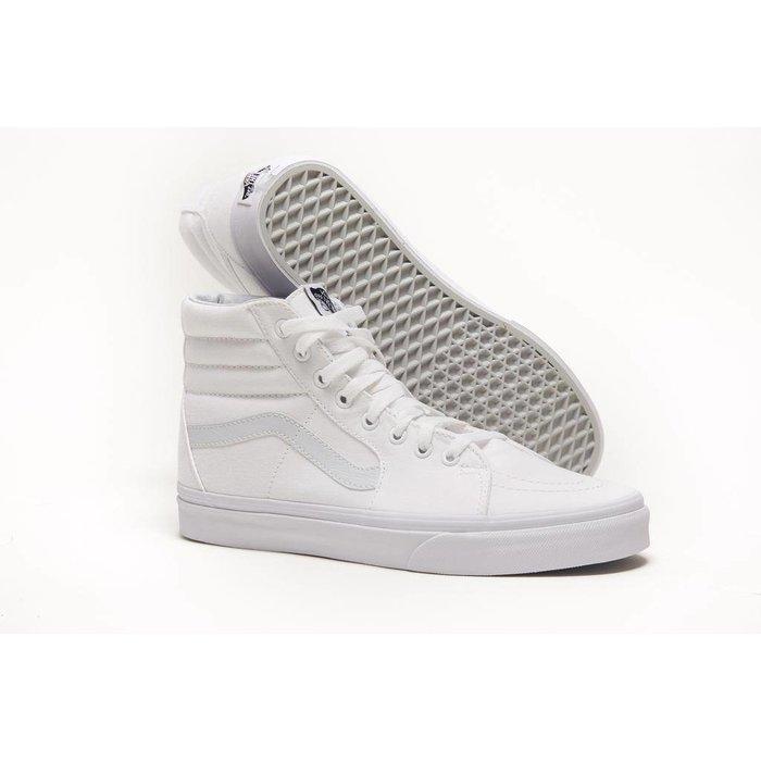 Vans UA SK8-Hi True White