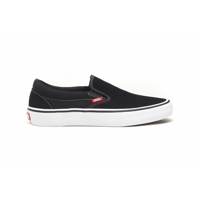 Vans - Slip On Pro (Black/White/Gum)