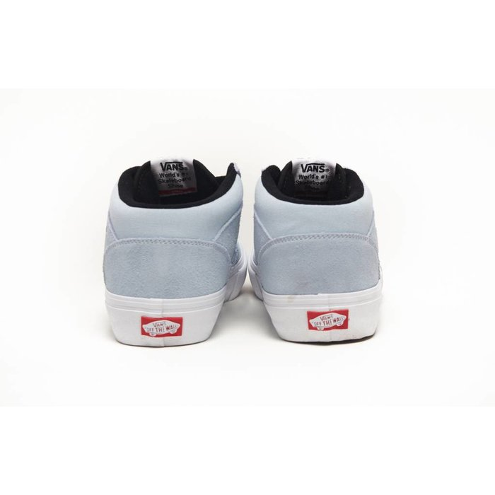 MN Half Cab Pro Baby Blue/White