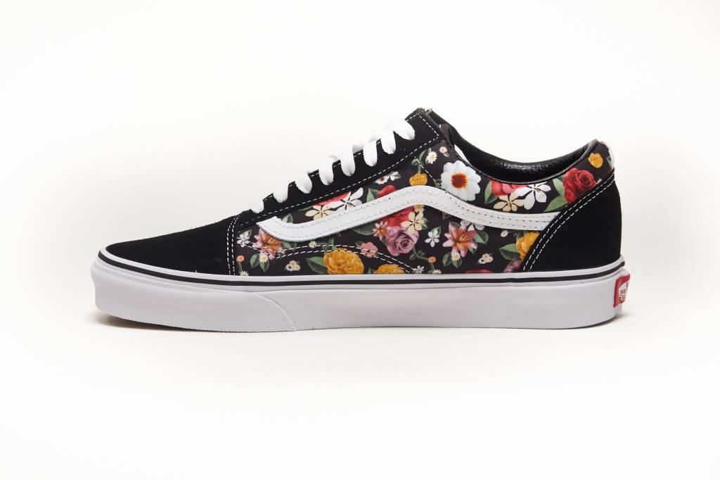 vans old skool floral d34455568