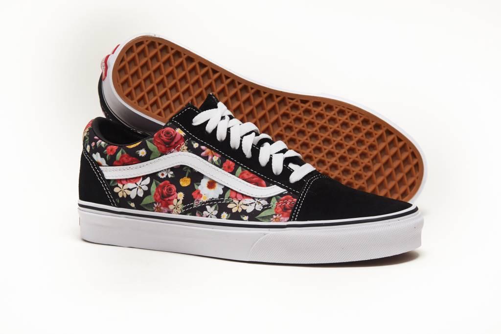 efe4463020f Vans UA Old Skool (Lux Floral) DI(Lux Floral) - KCDC Skateshop