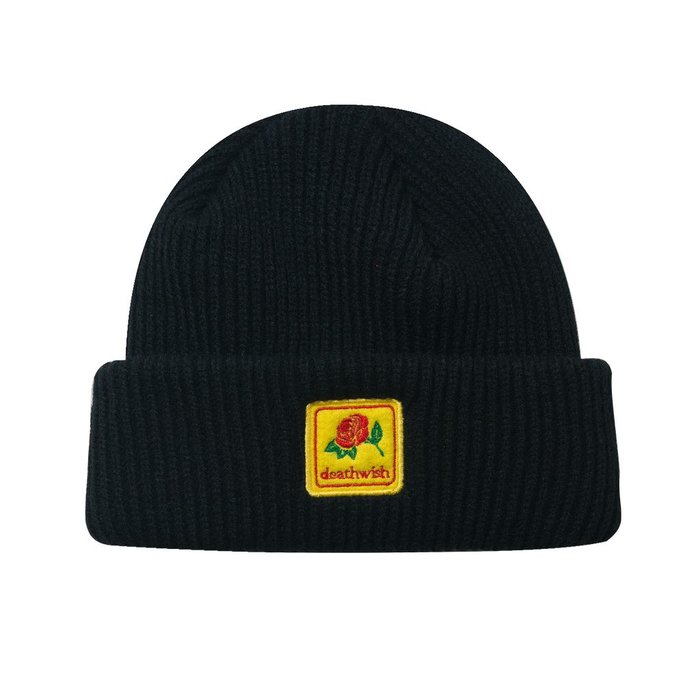 DEATWISH - De La Wish Beanie BLK