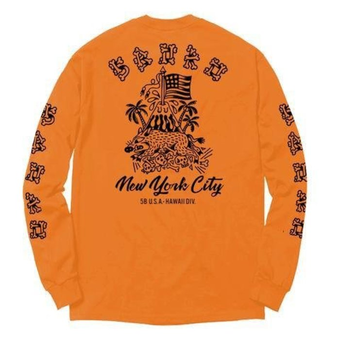 5Boro Hawaii Division Long Sleeve