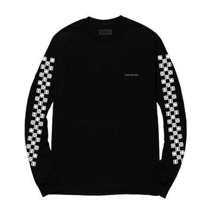5boro Checkered Dice L/S