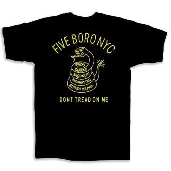 5BORO - Don't Tread Tee