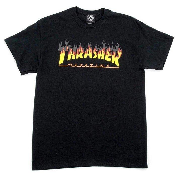 Thrasher BBQ tee