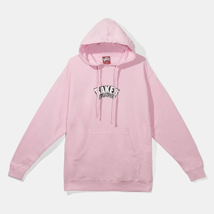 BAKER - Arch Pink Pullover