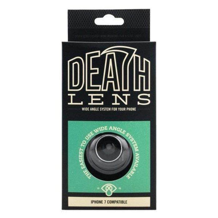 DEATHLENS - IPhone 7 Wide Angle Lens